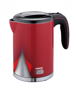 Arion Electric Kettle Double Touch Model AR-1219 - 1.2 Liter