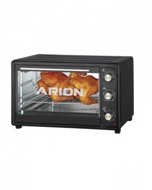 ARION Electric Oven 46 Liters Model AR-4502 D - Black