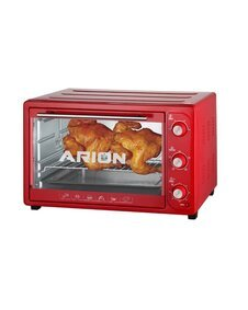 ARION Electric Oven 46 Liters Model AR-4502D - Red
