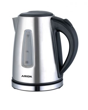 Arion Electric Kettle Stainless Steel Model AR-1762 - 1.7 Liter