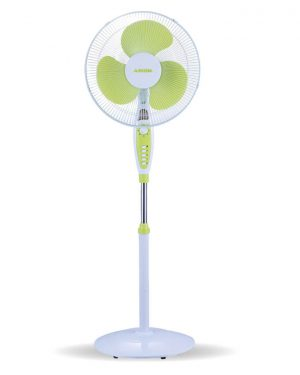 ARION Stand Fan model FS-1618 - Gardenia Green