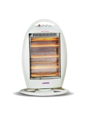 Arion AR-19S Halogen Heater 3 Candles