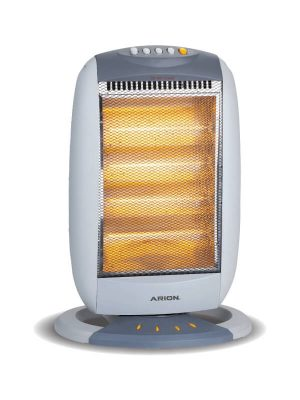 Arion AR-160K Halogen Heater - 4 Candles