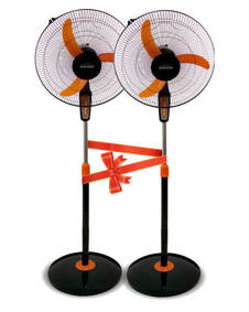 ARION stand fan shabah set of 2
