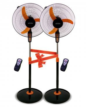 ARION shabah stand fan set of 2