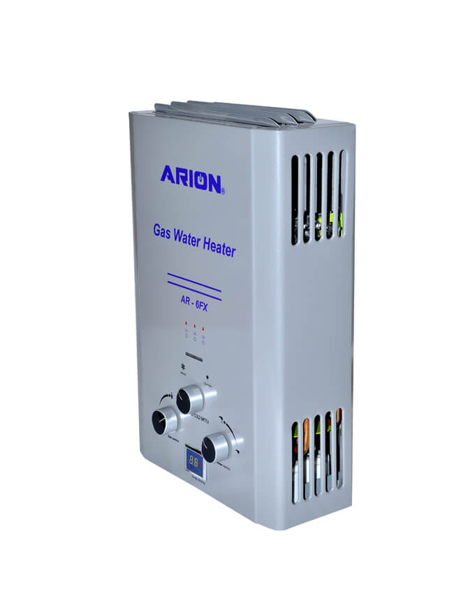 ARION Digital Gas Water Heater 6L AR-6FX