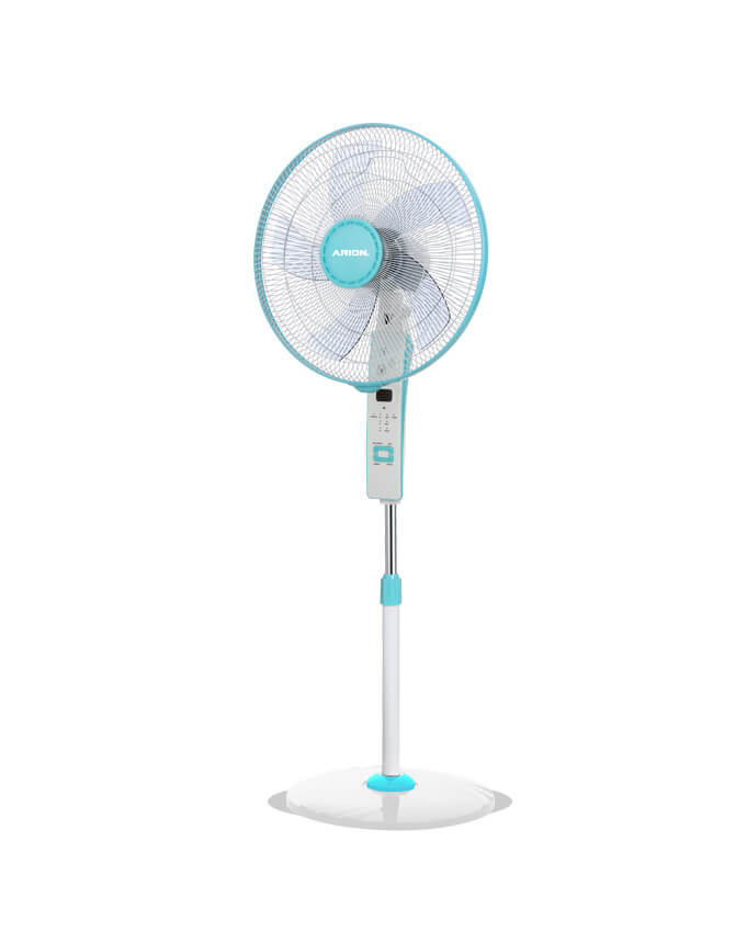 ARION Stand Fan Turbo with remote control 18 inch