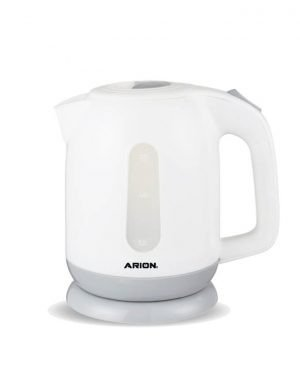 ARION Electric Plastic Kettle 1.7L WJ-601-12, White
