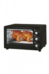 ARION Electric Oven 36L AR-3602R with Rotissere, Black